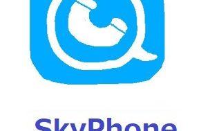 使い捨てできる無料通話アプリ【skyphone】